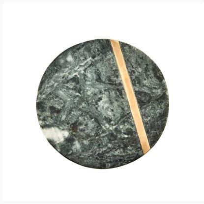 Изображение Подставка MARBLE Зеленый O:10 см. 10218034