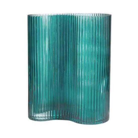 Зображення Ваза AVERY Зелений в поєднанні H:24.3 см. V:3000 мл. 10218086