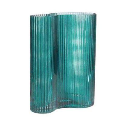 Изображение Ваза AVERY Зеленый в сочетании H:24.3 см. V:3000 мл. 10218086