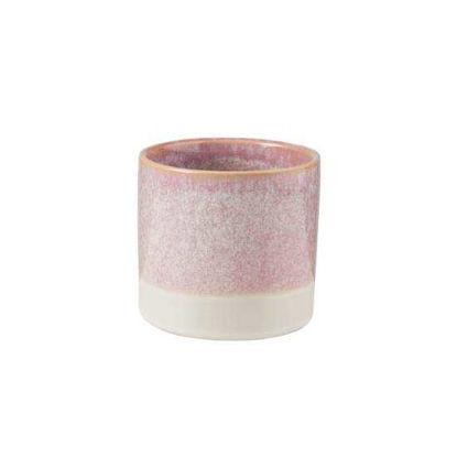 Зображення Горщик для квітів EARLY SPRING Рожевий H:6.5 см. 10218237