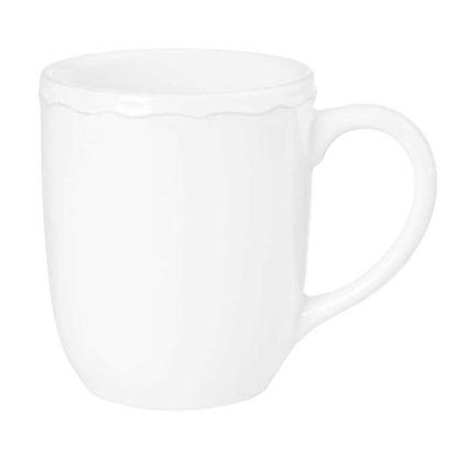 Изображение Чашка EATON PLACE Белый V:350 мл. 10218385