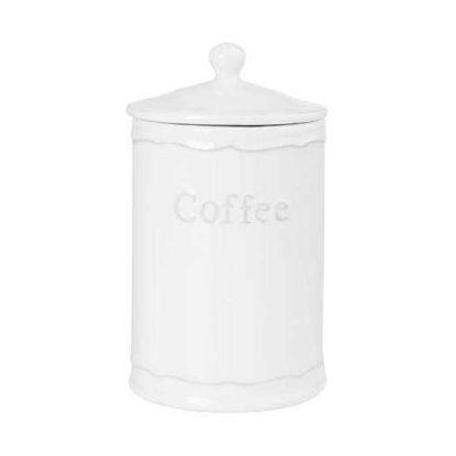 Изображение Емкость кухонная для кофе EATON PLACE Белый V:850 мл. 10218389