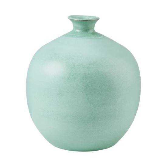 Изображение Ваза декоративная HANAMI Зеленый H:16.5 см. 10218415