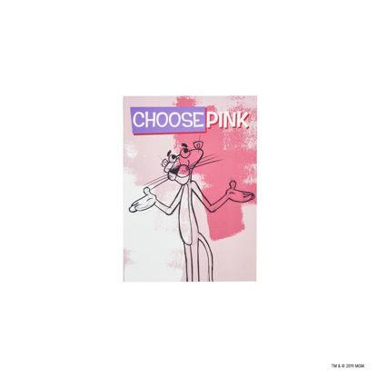 Изображение Блокнот PINK PANTHER Розовый 15.4х12.2х2 см. 10218478