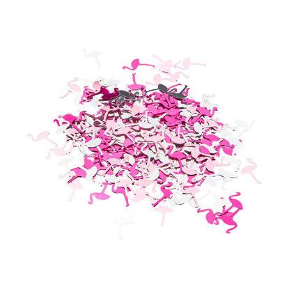 Зображення Конфетті декоративні CELEBRATION Рожевий 12.7x10.3 см. H:0.3 см. L:12.7 см. 10218561