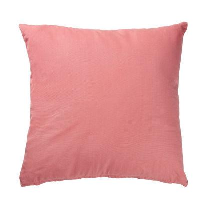 Изображение Подушка SOLID Розовый 45х45 см. 10218683
