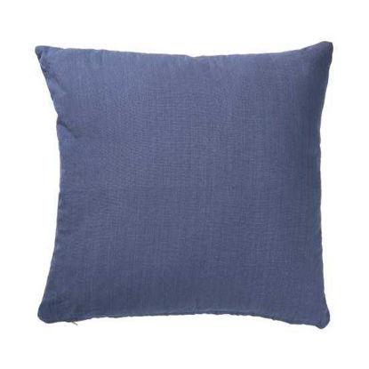 Зображення Подушка SOLID Синій 45х45 см. 10218685