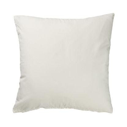 Зображення Подушка SOLID Білий 45х45 см. 10218691