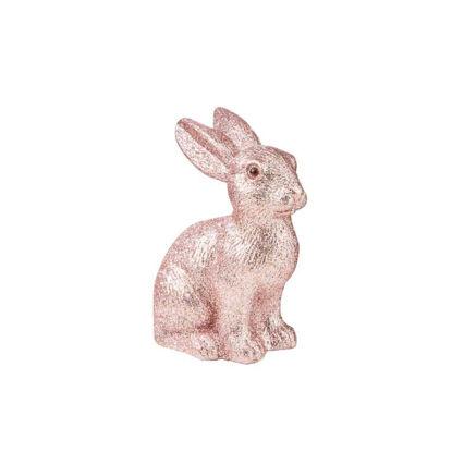 Зображення Прикраса декоративна EASTER Рожевий H:23 см. 10218736