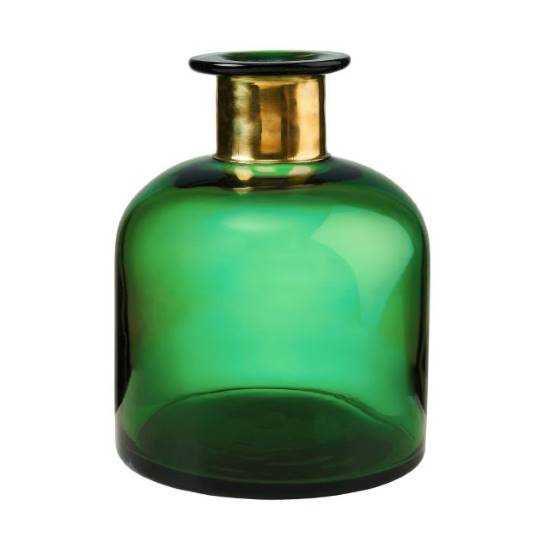 Зображення Ваза PRETTY GRACE Зелений O:12 см. H:16 см. 10218750