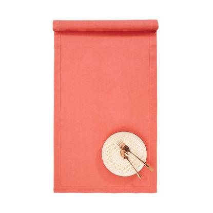 Зображення Підставка під тарілки PLAIN  NOBLE Червоний 50х150 см. 10218820