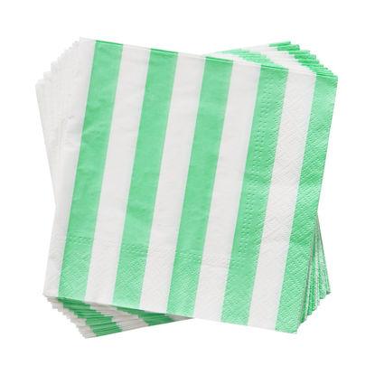 Зображення Серветки неароматизовані APRES Зелений 33х33 см. 10218870