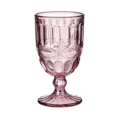 Зображення Келих для вина MONIQUE Рожевий V:220 мл. 10218945