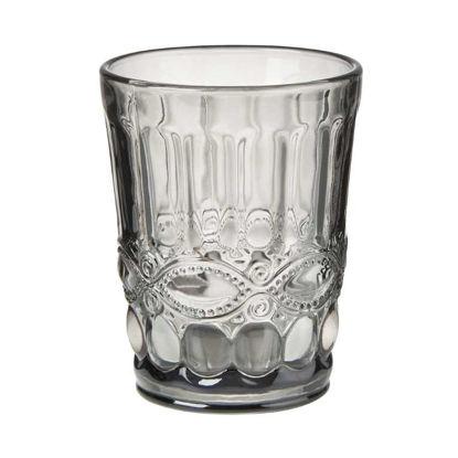 Зображення Склянка MONIQUE Сірий V:240 мл. 10218952