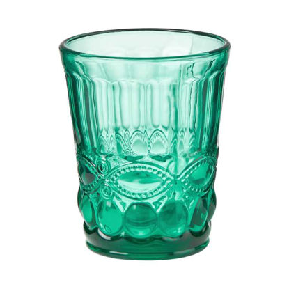 Зображення Склянка MONIQUE Зелений V:240 мл. 10218954