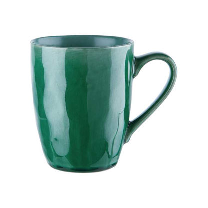 Изображение Чашка DE LA ROYA Зеленый V:350 мл. 10218992