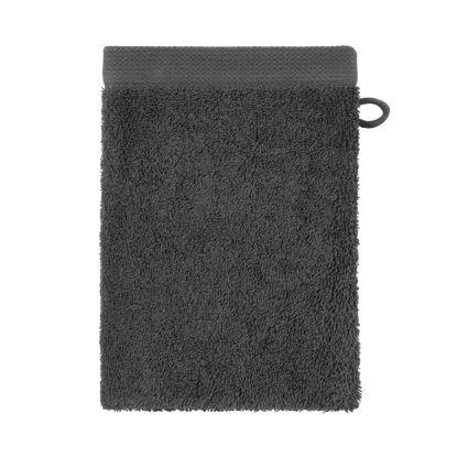 Изображение Рукавичка махровая FABULOUS Черный 21х15 см. 10219161