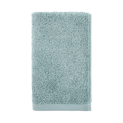 Изображение Полотенце махровое FABULOUS Голубой 50х30 см. 10219162