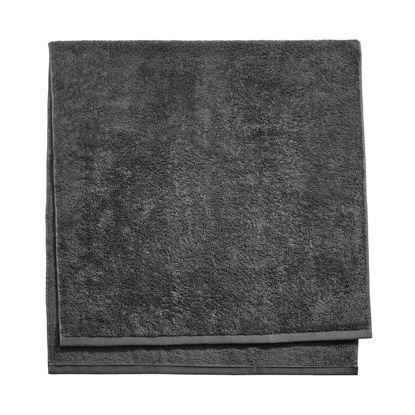 Зображення Рушник махровий FABULOUS Чорний 70х140 см. 10219171