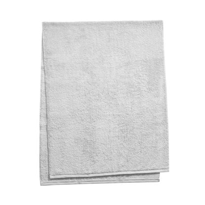 Зображення Рушник махровий FABULOUS Сірий 80х200 см. 10219177
