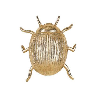 Зображення Прикраса декоративна GOLDEN NATURE Золотий 13х10.5х4 см. 10219309