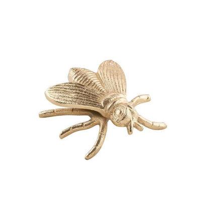 Изображение Украшение декоративное GOLDEN NATURE Золотой 11x11 см. H:4 см. L:11 см. 10219311