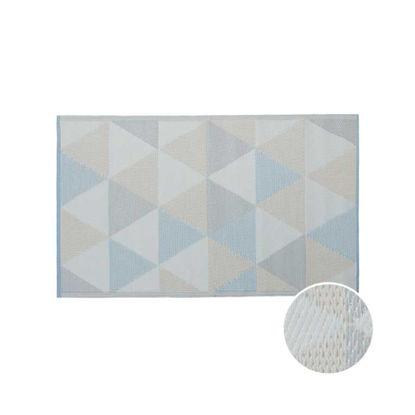 Изображение Ковер для пола COLOUR CLASH Синий 150x90 см. L:150 см. 10219368