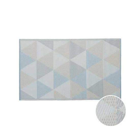 Зображення Килим для підлоги COLOUR CLASH Синій 150x90 см. L:150 см. 10219368