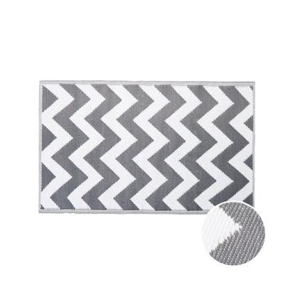 Изображение Ковер для пола COLOUR CLASH Серый 90x150 см. 10219370