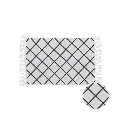 Изображение Коврик текстильный SILENT DANCER Серый 60x90 см. 10219473