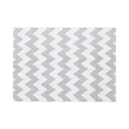 Зображення Килимок текстильний SILENT DANCER Сірий 120х170 см. 10219480