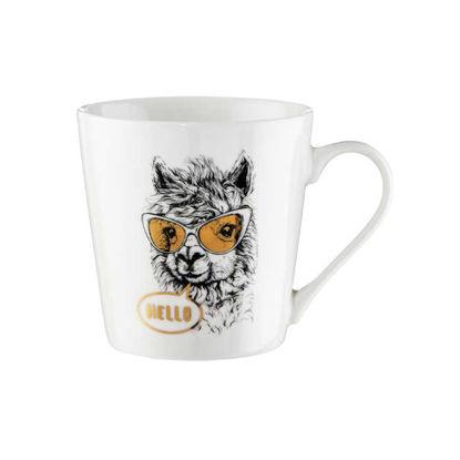 Зображення Чашка COFFEE DELUXE Білий в поєднанні V:350 мл. 10219516