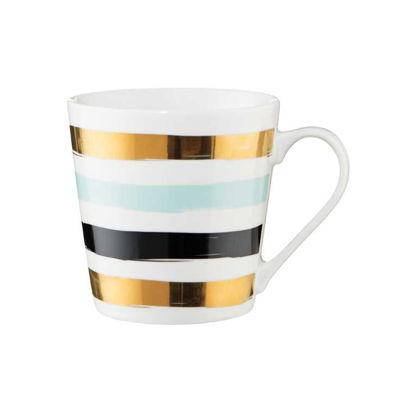 Зображення Чашка COFFEE DELUXE Золотий в поєднанні V:350 мл. 10219519