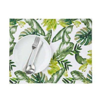 Зображення Підставка під тарілки ALOHA Зелений 35x45 см. 10219544