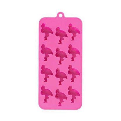 Изображение Форма для льда COOL DOWN Розовый 21x10.8x2 см. 10219571