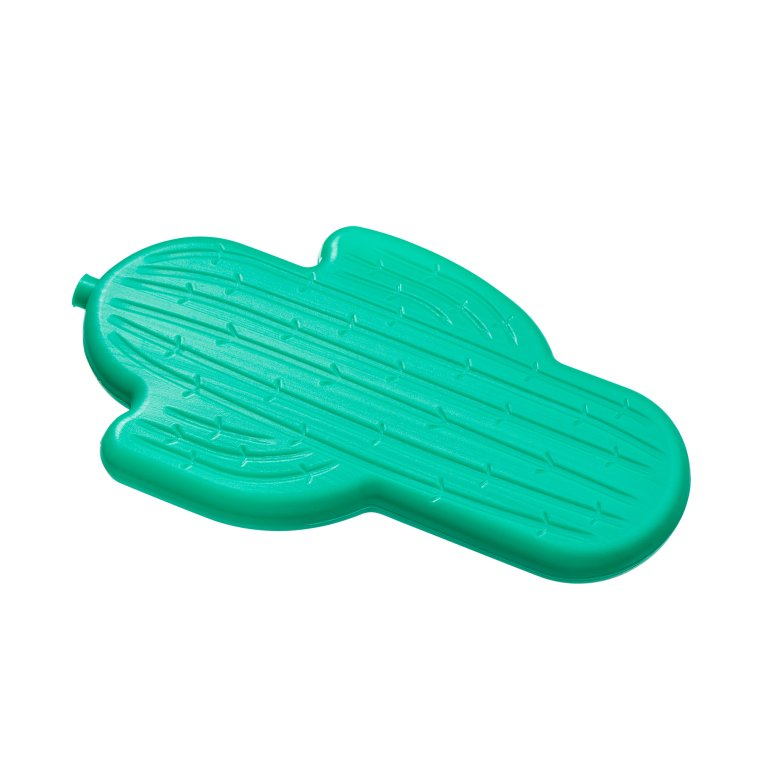 Зображення Аккумулятор холоду COOL DOWN Зелений 22x15.5x1.5 см. 10219575