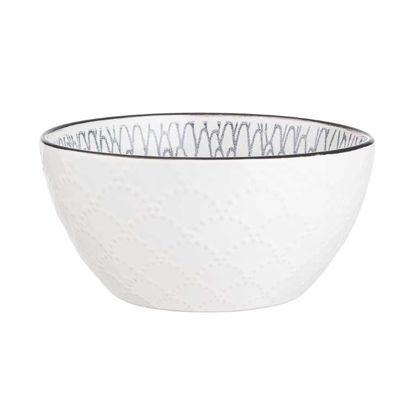 Зображення Миска SHINTO Білий в поєднанні O:15 см. 10219599