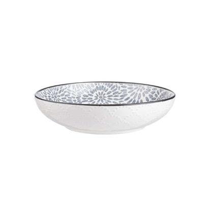 Изображение Тарелка SHINTO Белый в сочетании O:21 см. 10219603