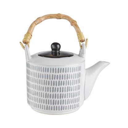 Изображение Чайник-заварник SHINTO Белый V:650 мл. 10219607
