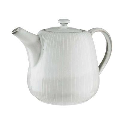 Зображення Чайник-Заварник HENLEY Сірий H:16 см. L:23 см. V:1200 мл. 10219898