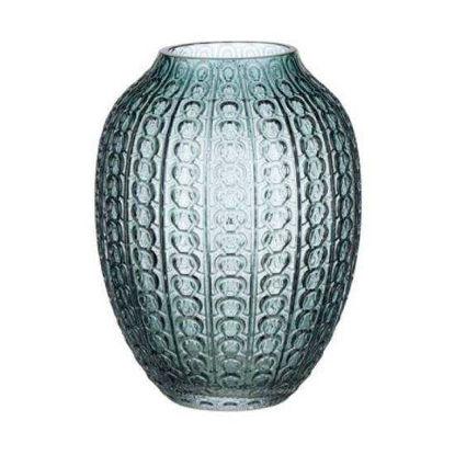 Изображение Ваза для цветов YUNA Зеленый в сочетании H:19.5 см. 10219904