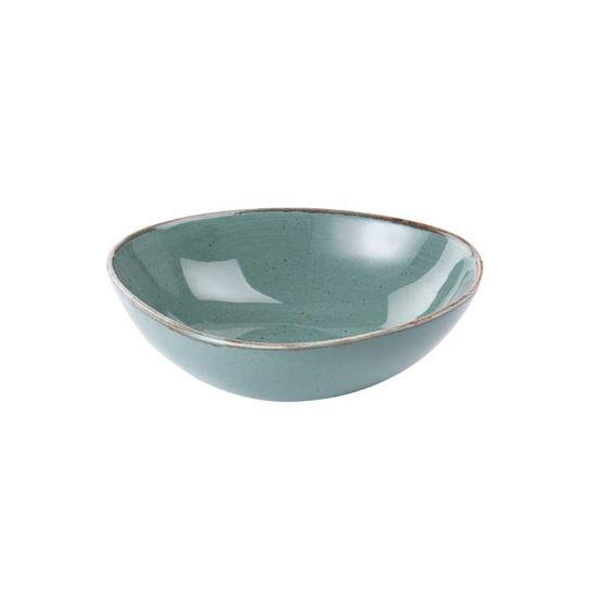 Изображение Миска FINCA Зеленый 17x15 см. H:5 см. L:17 см. V:390 мл. 10219906