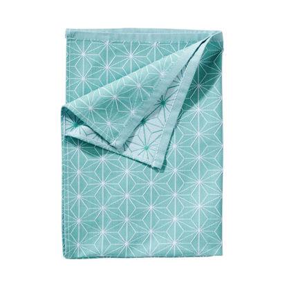 Зображення Рушник кухонний FJORD Зелений в поєднанні 50x70 см. 10219942