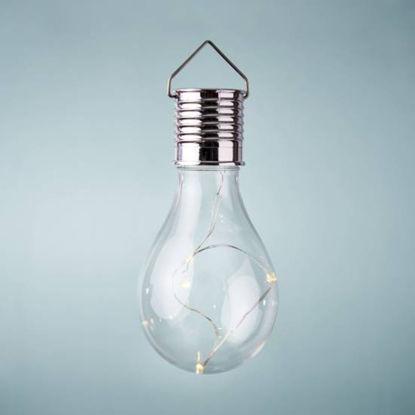 Изображение Лампа SUNLIGHT Прозрачный 18x7.5x15 см. 10219981