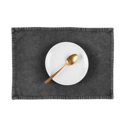 Изображение Подставка под тарелки VELVET Серый 33X48 см. L:48 см. 10220077