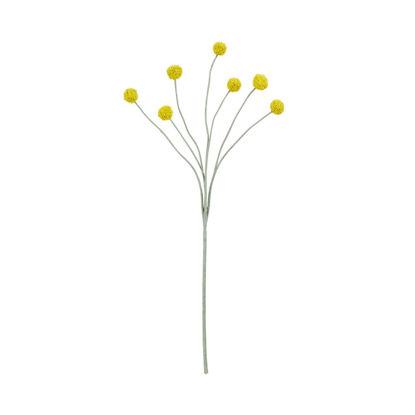 Зображення Гілка штучна FLORISTA Жовтий L:59 см. 10220118