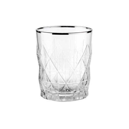 Зображення Склянка ATLANTIS Прозорий V:345 мл. 10220133