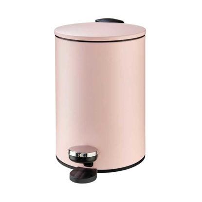 Зображення Відро для сміття SIDE KICK Рожевий 16.8x23.8 см. H:24.5 см. L:16.8 см. V:3000 мл. 10220158