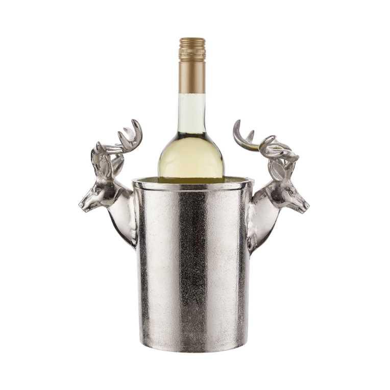 Зображення Відро для охолодження шампанського BANQUET Срібний O:24 см. H:13 см. 10220194