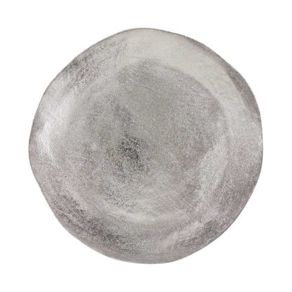 Зображення Тарель BANQUET Срібний O:32 см. H:2 см. 10220205